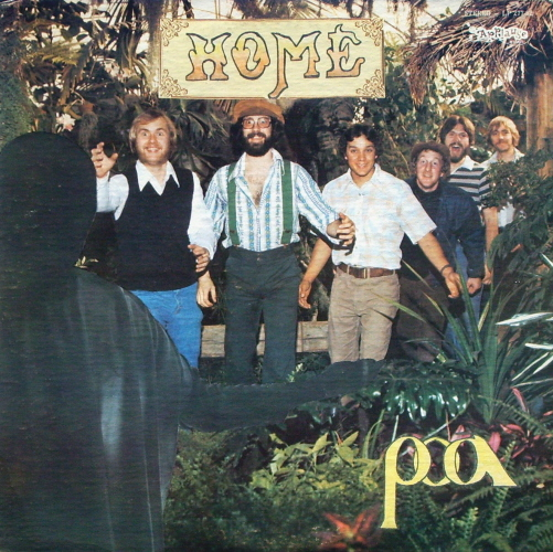 "album artwork for P.O.A. album, ""Home"""